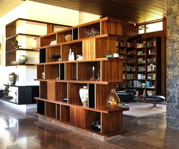 Open Bookcase Room Divider Google Search Bookshelf Room Divider Modern Room Divider Built In Wall Shelves