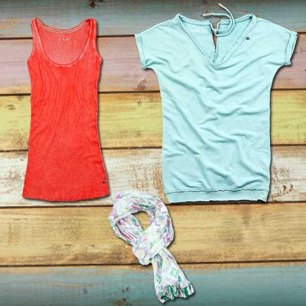 Mini dress for the big heat #40weft #SS2014 #minidress #tanktop #pashmina #fashion #womenfashion #fashionblogger www.40weft.com
