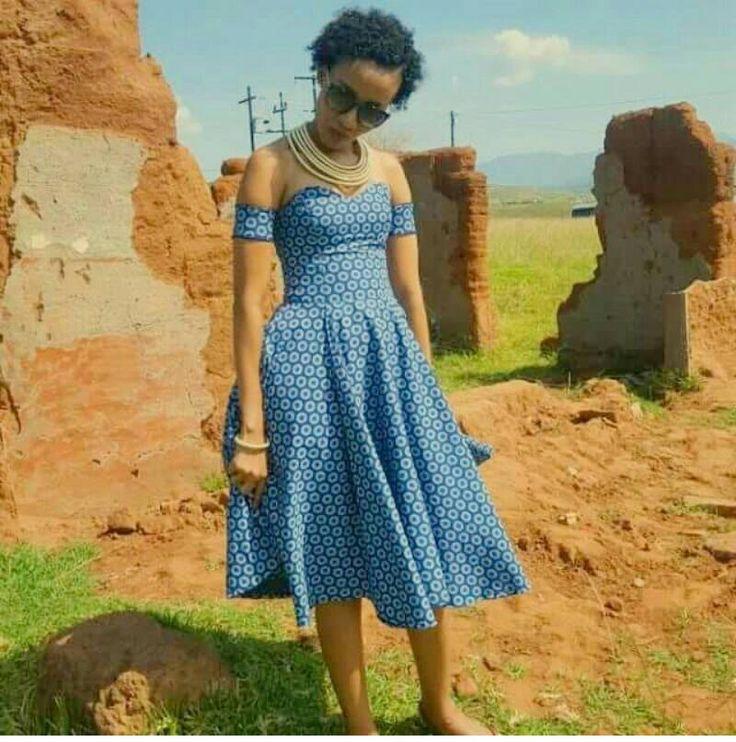 98 Best SeTswana & SeSotho Traditional Wear Images On