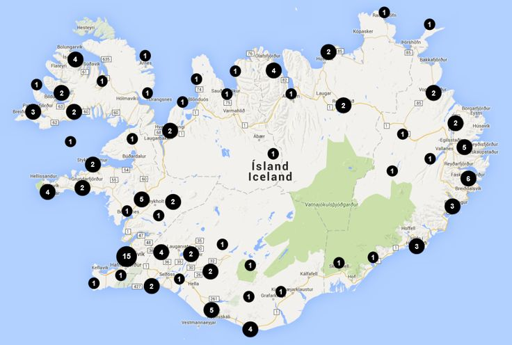 Map of secrets: Check out our interactive map of Iceland with the best, well kept secrets from the native experts, the Icelanders themselves, to you. We hope to see you up here soon! There is so many things for you to do, gems to be found, places to see and nature forces to explore. See all of their secrets on the map right here (so cool..): http://inspiredbyice.staging.wpengine.com/secrets/map/
