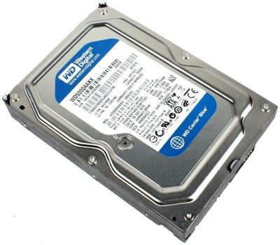 WD Caviar Blue 500 GB Desktop Internal Hard Drive (WD5000AAKX) - WD : Flipkart.com