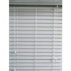 Spray Painting Horizontal Blinds
