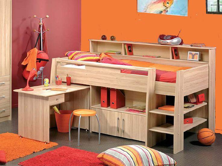 inspirační fotka postele