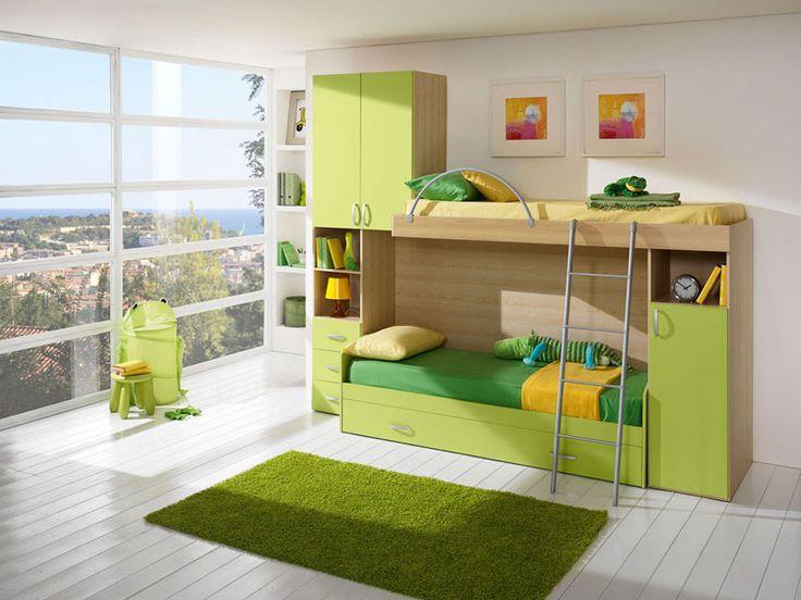 Cia camerette ~ 36 best camerette images on pinterest bedrooms bedroom kids and