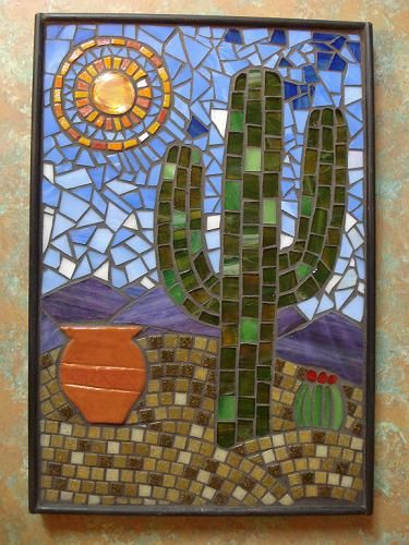 Mosaic Patterns southwest | Recent Photos The Commons Getty Collection Galleries World Map App ...