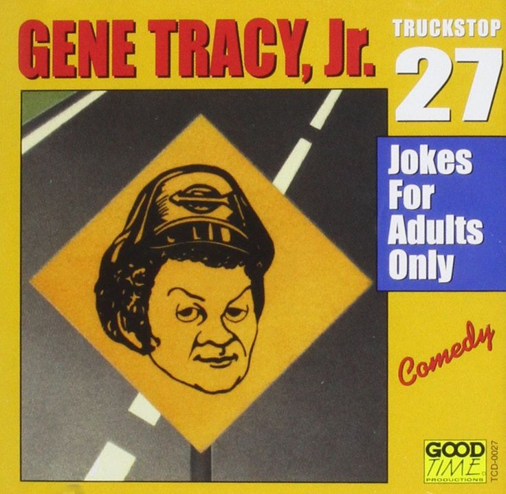 Gene Tracy - Jokes For Adults Only