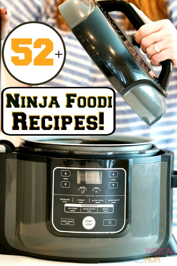 52 Ninja Foodi Recipes You Ll Love Right Here Plus How To Use Your Ninja Foodi Pressure Cooker