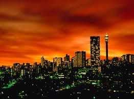 Johannesburg - known as 'The City Of Gold', is the world's largest city not situated on a river, lake, or coastline