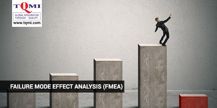 Failure Mode Effect Analysis from TQMI helps to identify potential failure modes, to determine their effect on the operation of the standard product, and thereby to identify actions to alleviate the failures. For More Details Visit: https://goo.gl/UC6UR9