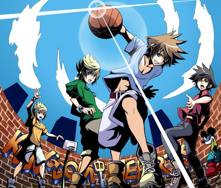Yeaaah 3 Jeux, Anime