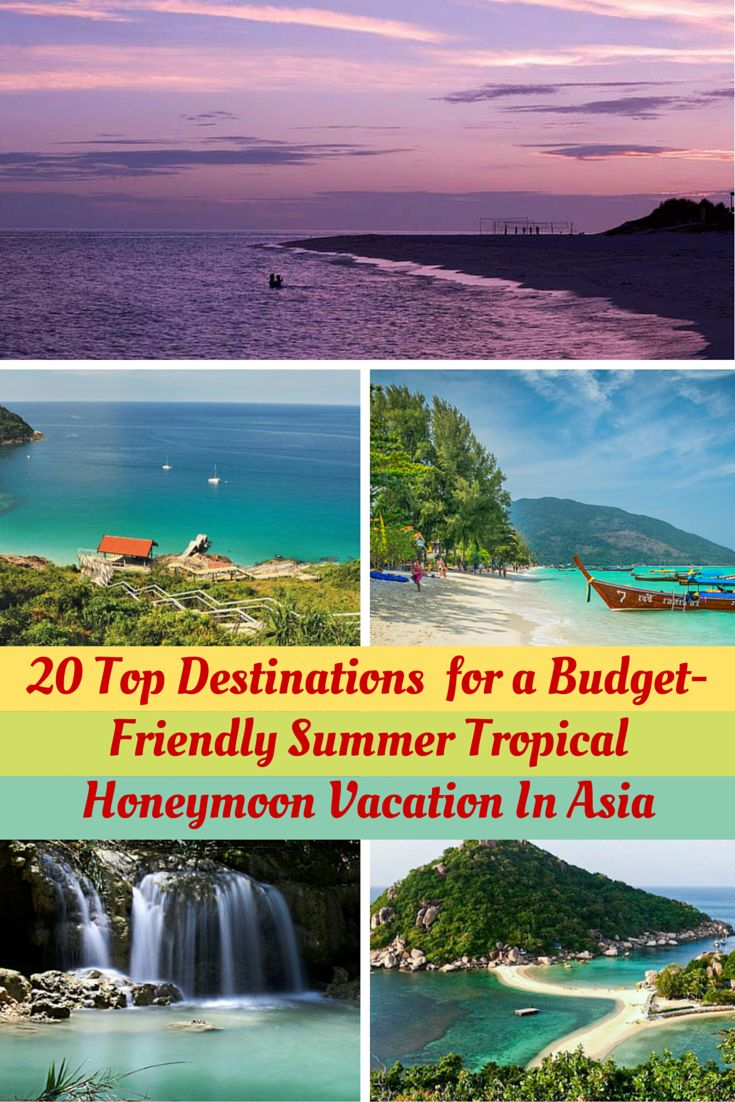 1000 ideas about honeymoon vacations on pinterest all for Cheap tropical places to vacation