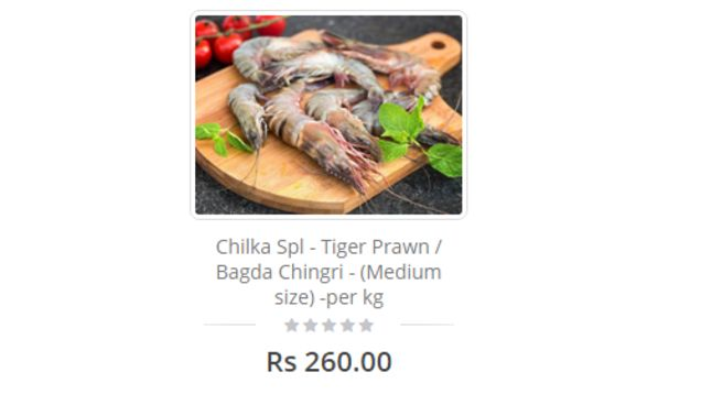 Fresh Fish Basket is one of the India's leading  Tiger prawns online delivery in Delhi/NCR. Fresh fish basket aims at offering the highest quality of fresh fish at an affordable price. http://freshfishbasket.com/prawn-lobster-and-crab.html