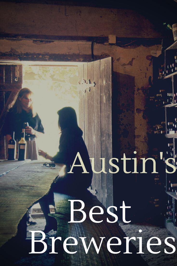 Austin's Best Breweries : Directions, Maps, Tour and Tasting Room Times and more.