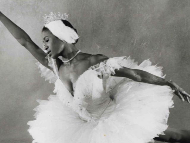 Before Misty Copeland, Lauren Anderson made history with the Houston Ballet