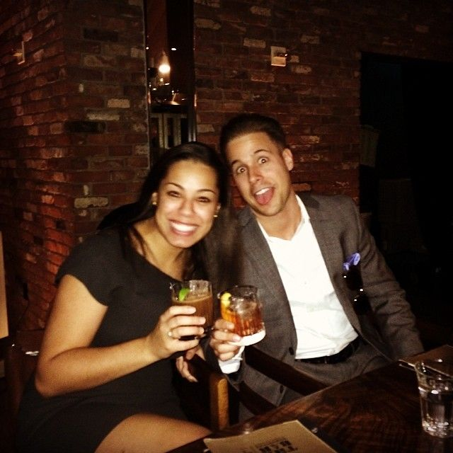 Old Fashioned(s) + Friends courtesy of @aclovesnd via Instagram #Andaz5th #thebardownstairs