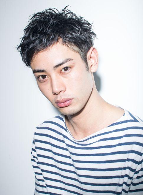 大人ビジネスもオフもok爽やか2ブロック 【ANTI】 http://beautynavi.woman.excite.co.jp/salon/20470?pint ≪ #menshair #menshairstyle・メンズ・ヘアスタイル・髪形・髪型≫