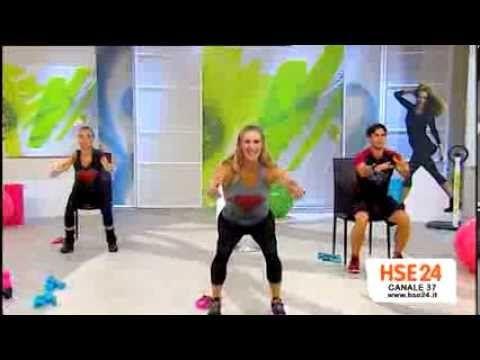 Glutei e Gambe da Seduti! allenati con Jill Cooper