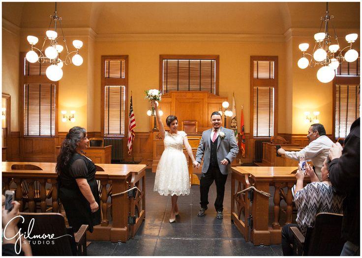 Jose Mistys Wedding Old Orange County Court House