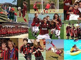 AC Milan Junior Camp - Riva del Garda - Lacul Garda - Italia