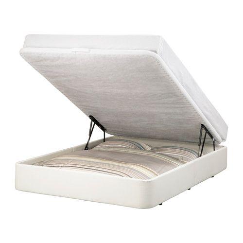 ÖRJE Estructura cama&almacenaje - 135x190 cm - IKEA
