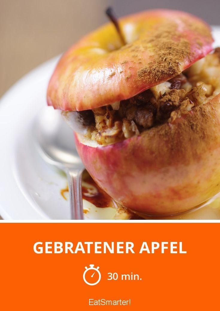 Gebratener Apfel - smarter - Zeit: 30 Min.   eatsmarter.de
