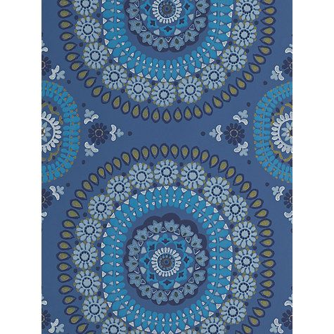 Buy Harlequin Boheme Paste the Wall Wallpaper Online at johnlewis.com