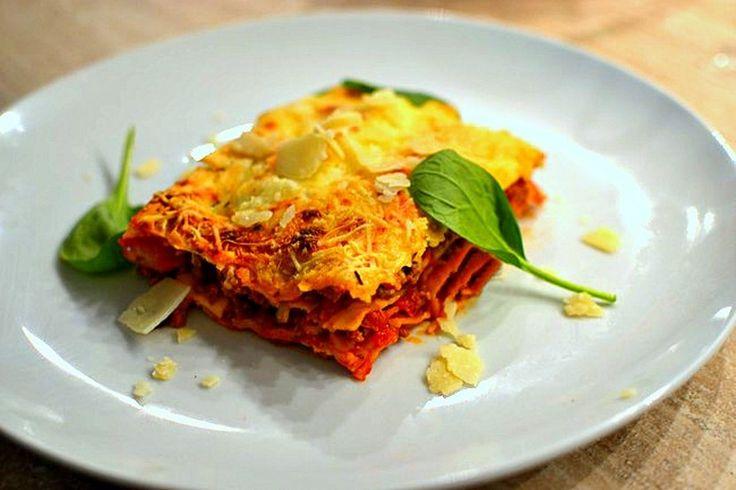 La meilleur recette facile et authentique pour cuisiner des lasagnes à la bolognaise dans la tradition italienne. Délicieuses !