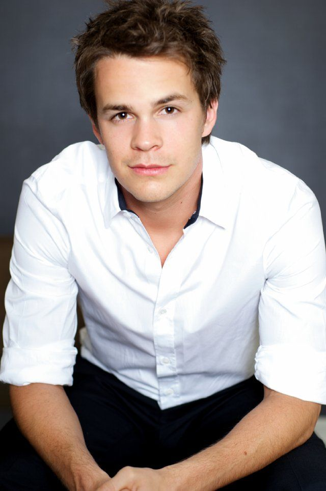 Johnny Simmons as closeted Brad in The Perks Of Being A Wallflower (2012)
