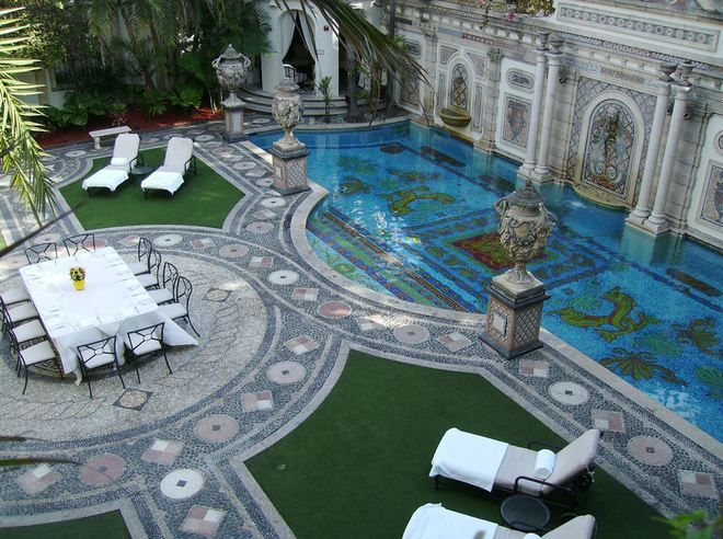 Gianni Versace's $125 Million Miami Mansion – Headed For The Auction Block
