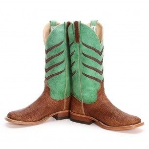 PFI Exclusive BootDaddy Collection with Anderson Bean Elephant Brick Cowboy Boots