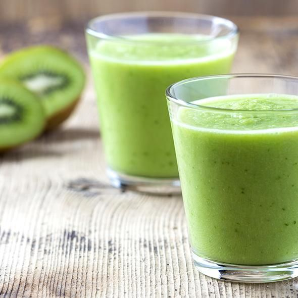 A smoothie a day keeps the doctor away