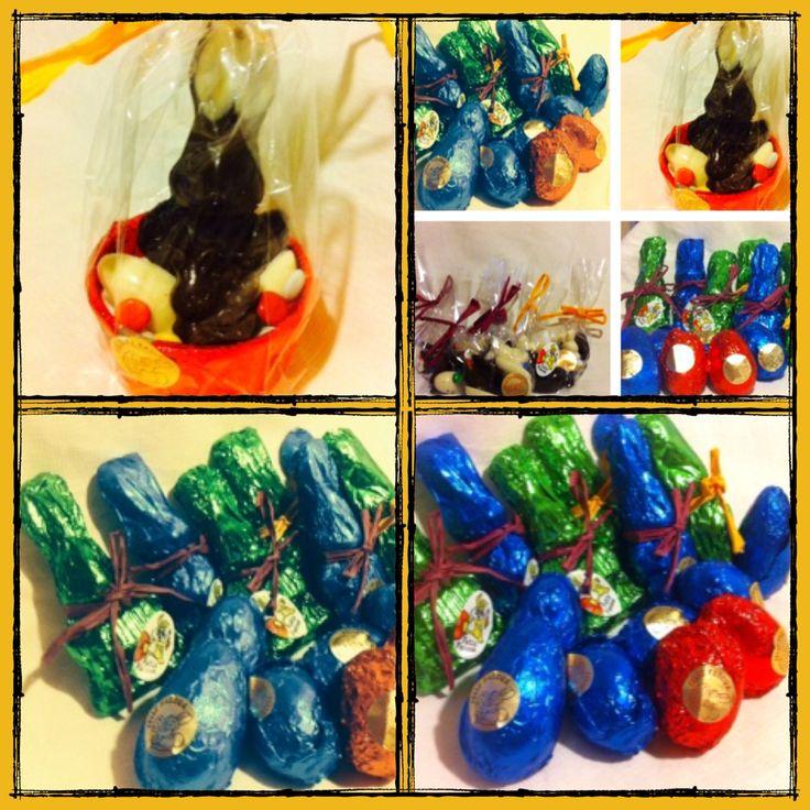 Chocolates de PASCUA