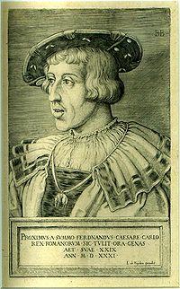 Fernando I del Sacro Imperio Romano Germánico - Wikipedia, la enciclopedia libre