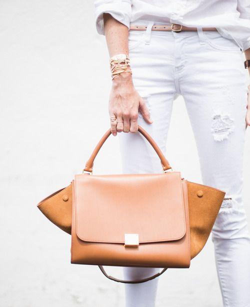 Celine Trapeze bag #reebonz #celine #fashion | Bag Obsession ...