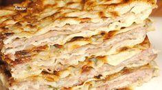 Комплимент от ШЕФА: Китайские лепешки с мясом