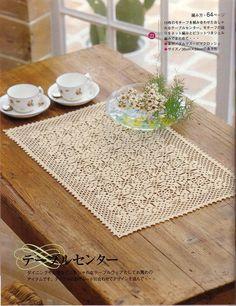 crochet doily free pattern