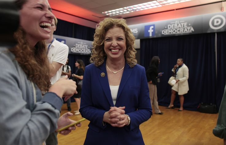DEBBIE WASSERMAN SCHULTZ'S PRIMARY CHALLENGER GIVEN ACCESS TO DEMOCRATIC PARTY VOTER DATA - The Florida Democratic Party had only allowed incumbent Democrats access to the valuable voter data.