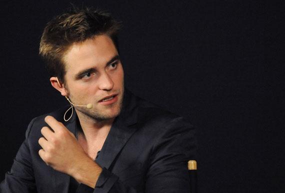 Robert Pattinson wants you to stop calling him 'R-Pattz'.