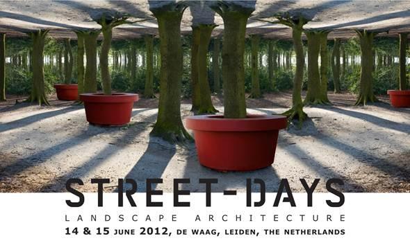 Next week STreet-days at Leiden#nvtl#stedenbouwkunde