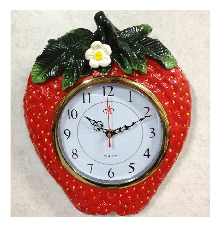 Strawberry kitchen decor theme ceramics | Country strawberry ...