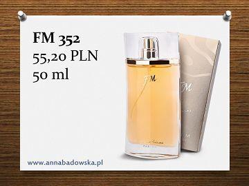 FM 352 Kwiatowe z nutą orientalną