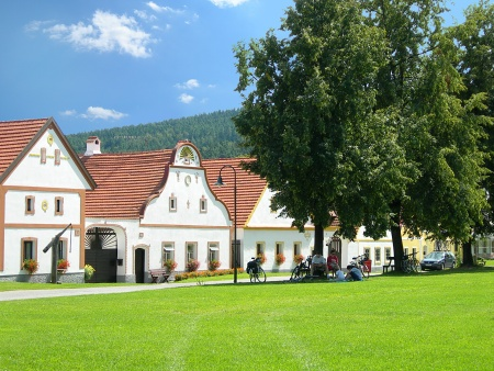 Holasovice, Southern Bohemia