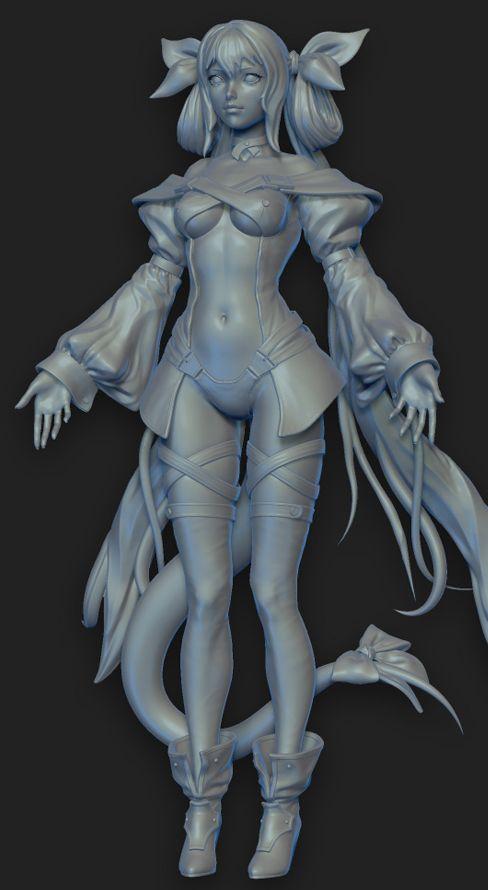 ZBrushがモデリングのディファクトスタンダードツールになりつつある昨今。今回は、3DキャラクターアーティストChris Whitaker氏が作成した「ギルティギア」シリーズの人気キャラクタ...