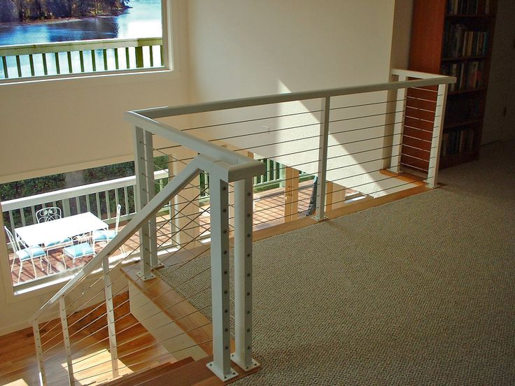 Best 25 Cable Railing Systems Ideas On Pinterest Deck Railing Systems Cable Deck Railing And