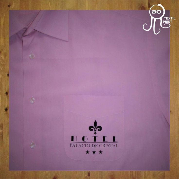 Uniformes Hotel personalizados    http://www.botextilprint.es    #botextilprint #trabajospersonalizados  #camisas