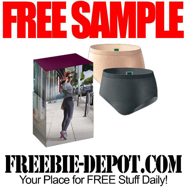 FREE SAMPLE – Depend Underwear and Briefs – FREE Depends Coupons  #freesample