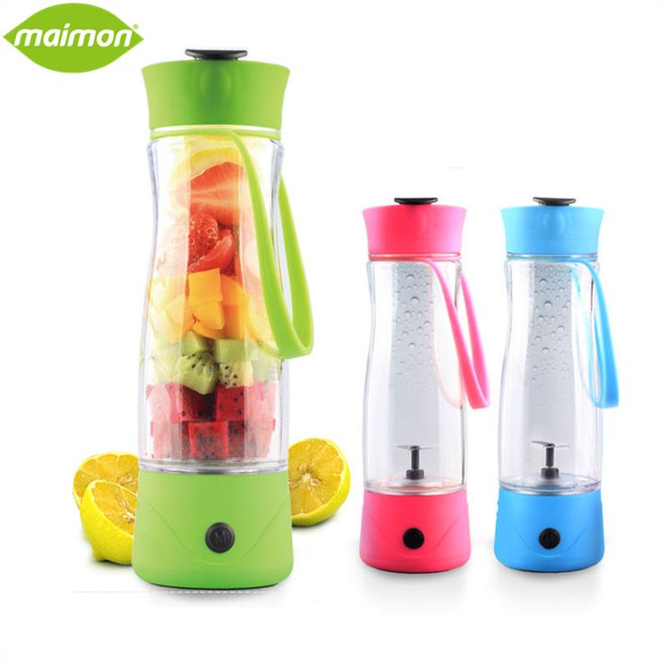 350ml Portable Automatic Mini Bottle Blender Chocolate Coffee Self Stirring Drink Mixer Cup Protein Powder Shaker Bottle Juicer