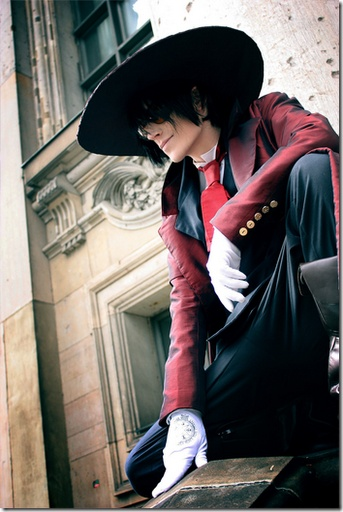 Hellsing: Alucard: Hellsing Alucard, Awesome Cosplay, Alucard Cosplay, Halloween Costumes, Amazing Cosplay, Awesome Costumes, Cosplay Alucard, Animal Cosplay, Costumes Ideas