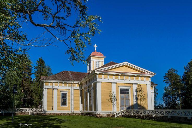 Kärsämäki - kirkko