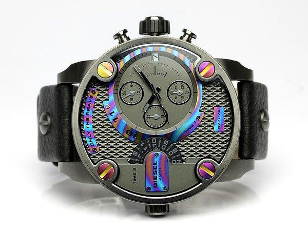 Mens Diesel Baby Daddy Chronograph Watch DZ7270